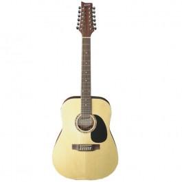 Kιθαρες - Ashton DM25/12 Ακουστική Κιθάρα 12-χορδη Natural ΗΛΕΚΤΡΟΑΚΟΥΣΤΙΚΕΣ ΚΙΘΑΡΕΣ Μουσικα Οργανα -  Kagmakis Guitars