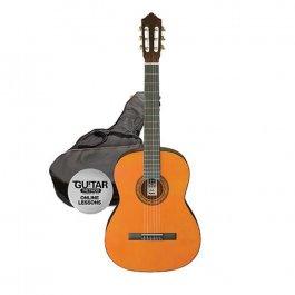 Kιθαρες - Ashton CG12P Πακέτο Κλασσικής Κιθάρας 1/2 Amber ΚΛΑΣΙΚΕΣ ΚΙΘΑΡΕΣ Μουσικα Οργανα -  Kagmakis Guitars
