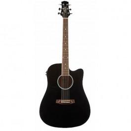 Kιθαρες - Ashton D20CEQ Ηλεκτροακουστική Κιθάρα Black ΗΛΕΚΤΡΟΑΚΟΥΣΤΙΚΕΣ ΚΙΘΑΡΕΣ Μουσικα Οργανα -  Kagmakis Guitars