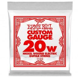 Ernie Ball 1120 Slinky Nickel Μονή Χορδή Ηλεκτρικής Κιθάρας 020W ΜΟΝΕΣ ΧΟΡΔΕΣ Μουσικα Οργανα - Κιθαρες - Kagmakis Guitars