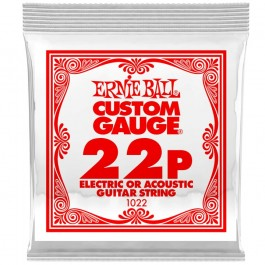 Ernie Ball 1022 Μονή Χορδή Plain 22P ΜΟΝΕΣ ΧΟΡΔΕΣ Μουσικα Οργανα - Κιθαρες - Kagmakis Guitars