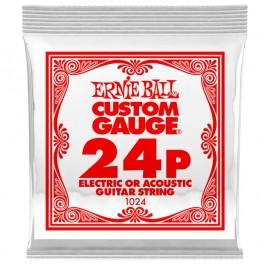 Ernie Ball 1024 Μονή Χορδή Plain 24P ΜΟΝΕΣ ΧΟΡΔΕΣ Μουσικα Οργανα - Κιθαρες - Kagmakis Guitars
