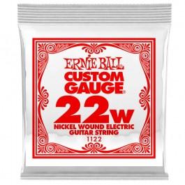 Ernie Ball 1122 Slinky Nickel Μονή Χορδή Ηλεκτρικής Κιθάρας 022W ΜΟΝΕΣ ΧΟΡΔΕΣ Μουσικα Οργανα - Κιθαρες - Kagmakis Guitars