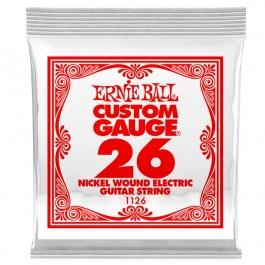 Ernie Ball 1126 Slinky Nickel Μονή Χορδή Ηλεκτρικής Κιθάρας 026 ΜΟΝΕΣ ΧΟΡΔΕΣ Μουσικα Οργανα - Κιθαρες - Kagmakis Guitars
