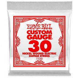 Ernie Ball 1130 Slinky Nickel Μονή Χορδή Ηλεκτρικής Κιθάρας 030 ΜΟΝΕΣ ΧΟΡΔΕΣ Μουσικα Οργανα - Κιθαρες - Kagmakis Guitars