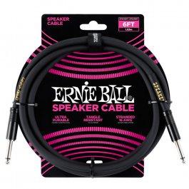 Ernie Ball 6072 Καλώδιο Ηχείου 1,80m Καρφί/Καρφί PRODUCTS FROM XML Μουσικα Οργανα - Κιθαρες - Kagmakis Guitars