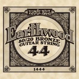 Ernie Ball 1444 Earthwood Bronze Μονή Χορδή Ακουστικής Κιθάρας 044 ΜΟΝΕΣ ΧΟΡΔΕΣ Μουσικα Οργανα - Κιθαρες - Kagmakis Guitars