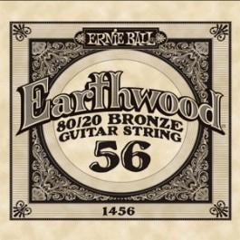 Ernie Ball 1456 Earthwood Bronze Μονή Χορδή Ακουστικής Κιθάρας 056 ΜΟΝΕΣ ΧΟΡΔΕΣ Μουσικα Οργανα - Κιθαρες - Kagmakis Guitars