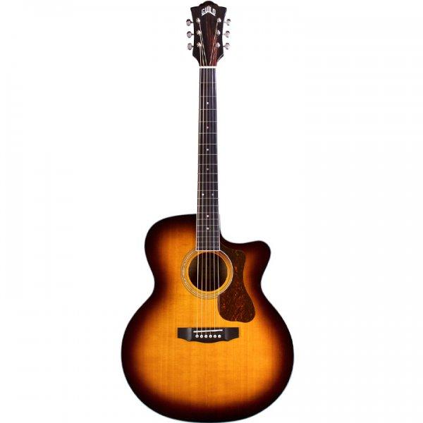 Guild F250CE Deluxe Ηλεκτροακουστική Κιθάρα Antique Burst