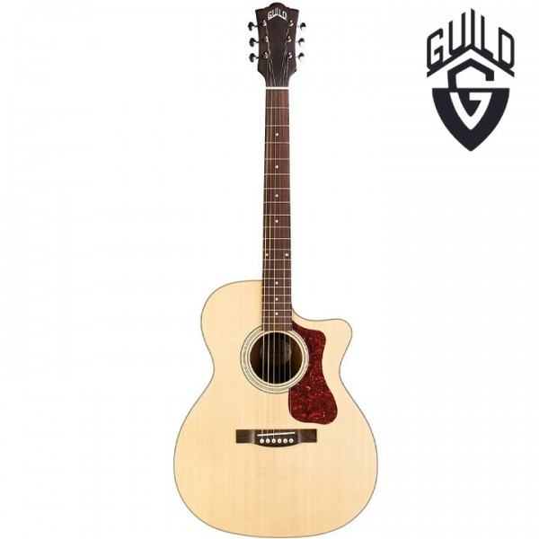 Kιθαρες - Guild OM240CE Westerly Ηλεκτροακουστική Κιθάρα Natural ΗΛΕΚΤΡΟΑΚΟΥΣΤΙΚΕΣ ΚΙΘΑΡΕΣ Μουσικα Οργανα - Kagmakis Guitars