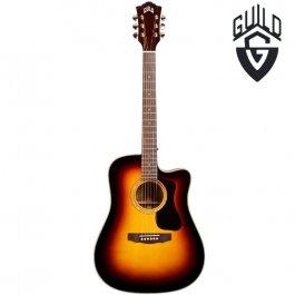 Guild D140CE Westerly Ηλεκτροακουστική Κιθάρα Sunburst PRODUCTS FROM XML Μουσικα Οργανα - Κιθαρες - Kagmakis Guitars