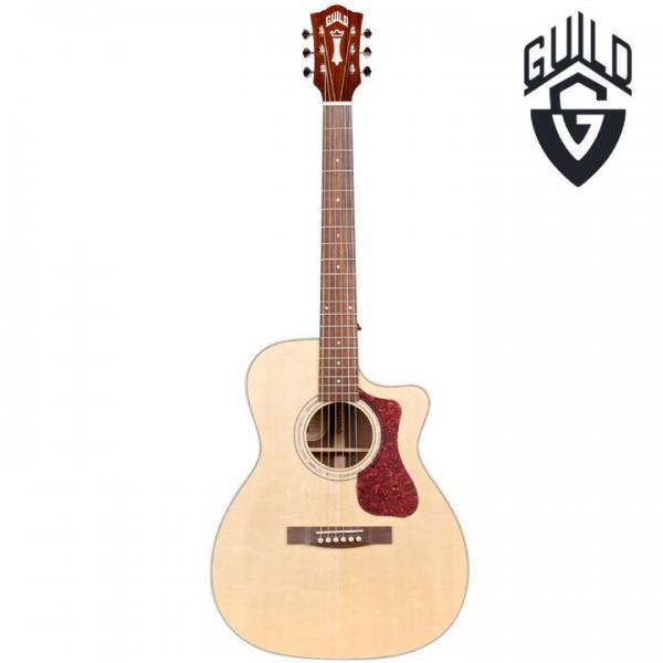 Kιθαρες - Guild OM150CE Westerly Ηλεκτροακουστική Κιθάρα Natural ΗΛΕΚΤΡΟΑΚΟΥΣΤΙΚΕΣ ΚΙΘΑΡΕΣ Μουσικα Οργανα -  Kagmakis Guitars