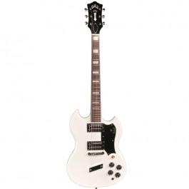 Kιθαρες - Guild S-100 Polara Ηλεκτρική Κιθάρα White DOUBLE CUT ΚΙΘΑΡΕΣ  Μουσικα Οργανα - Κιθαρες - Kagmakis Guitars