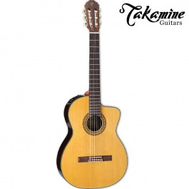 Takamine TC132SC Ηλεκτροκλασική Κιθάρα Natural