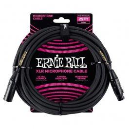 Ernie Ball 6073 Καλώδιο Μικροφώνου 7,6m. xlr/xlr PRODUCTS FROM XML Μουσικα Οργανα - Κιθαρες - Kagmakis Guitars