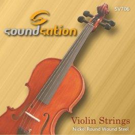 SOUNDSATION SV706 Σετ χορδές βιολιού ΧΟΡΔΕΣ ΣΕΤ Μουσικα Οργανα - Κιθαρες - Kagmakis Guitars