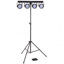 SOUNDSATION 4LEDKIT-PARTY RGB Par Set