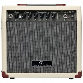 SOUNDSATION Cream-15R Vintage Combo - 15 Watt Ενισχυτής κιθάρας