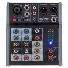 SOUNDSATION MIOMIX 104 Κονσόλα ήχου