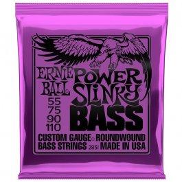 Ernie Ball 2831 Power Slinky Ηλεκτρικού Μπάσου PRODUCTS FROM XML Μουσικα Οργανα - Κιθαρες - Kagmakis Guitars