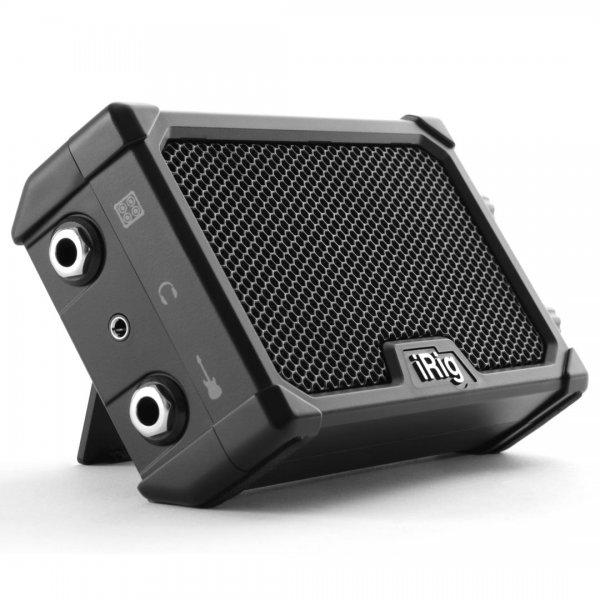 IK Multimedia iRig Nano Amp Black - 3 Watt Ενισχυτής κιθάρας