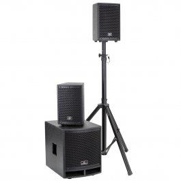 SOUNDSATION Livemaker 1021 Mix - 600 Watt RMS Ηχητικό σύστημα