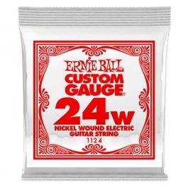 ERNIE BALL 1124 Slinky Nickel Μονή Χορδή Ηλεκτρικής Κιθάρας 024W ΧΟΡΔΕΣ ΜΟΝΕΣ ΗΛΕΚΤΡΙΚΗΣ ΚΙΘΑΡΑΣ ROUND