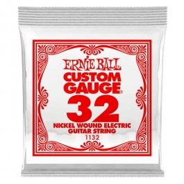 ERNIE BALL 1132 Slinky Nickel Μονή Χορδή Ηλεκτρικής Κιθάρας 032 ΧΟΡΔΕΣ ΜΟΝΕΣ ΗΛΕΚΤΡΙΚΗΣ ΚΙΘΑΡΑΣ ROUND
