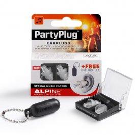 ALPINE Partyplug MKII White & Case Ωτοασπίδες ΑΞΕΣΟΥΑΡ Μουσικα Οργανα - Κιθαρες - Kagmakis Guitars
