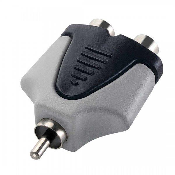 SOUNDSATION Wiremaster RCA Male - 2 x RCA Female Αντάπτορας