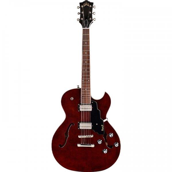 Guild Starfire I SC Semi-Hollow Vintage Walnut Ηλεκτρική κιθάρα SEMI HOLLOW ΚΙΘΑΡΕΣ  Μουσικα Οργανα - Κιθαρες - Kagmakis Guitars