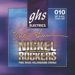 χορδες - GHS Eric Johnson Signature Medium 011-52 Ηλεκτρική Κιθάρα