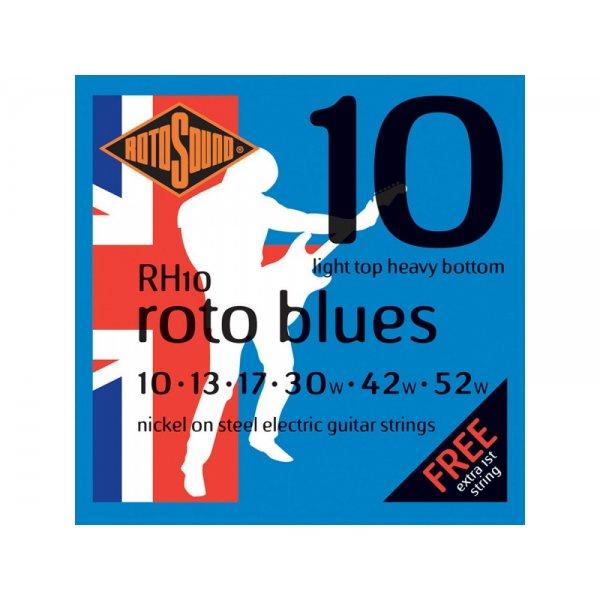 Rotosound Roto Blues 010-052 (RH10)