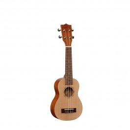 Μουσικα Οργανα - Soundsation Ukulele Concert Maui Pro MPUKA-120A με θήκη