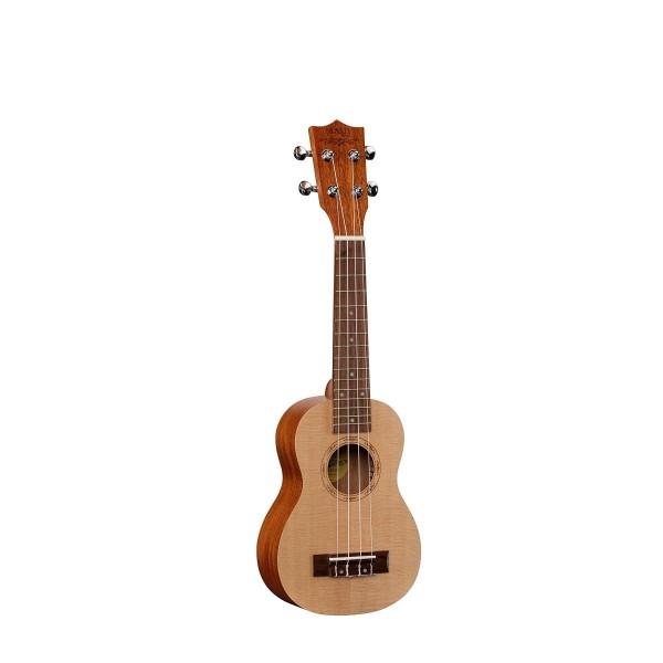 Soundsation Ukulele Concert Maui Pro MPUKA-120A με θήκη
