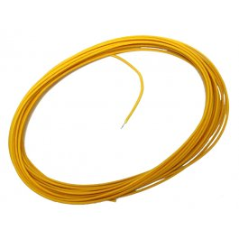 Cloth Wire Vintage Style Yellow 7.5m ΔΙΑΦΟΡΑ ΗΛΕΚΤΡΟΝΙΚΑ Μουσικα Οργανα - Κιθαρες - Kagmakis Guitars